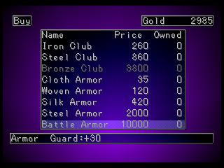 RPG Maker [U] ISO < PSX ISOs | Emuparadise